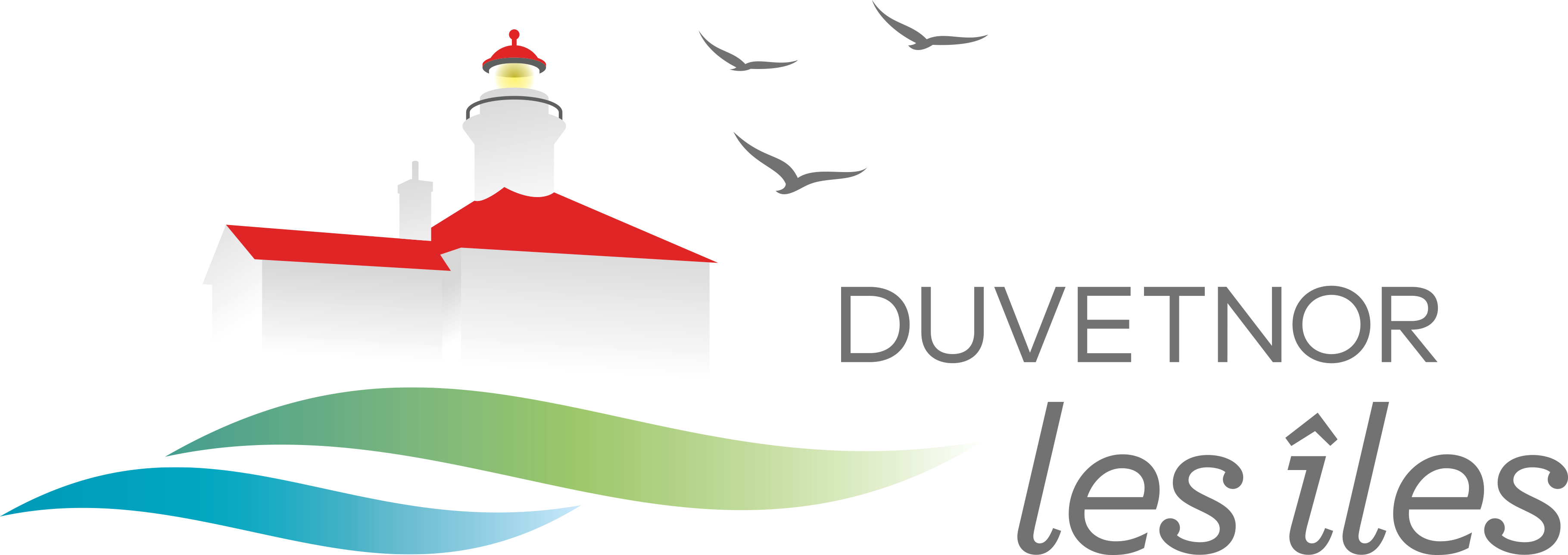Logo Duvetnor les iles