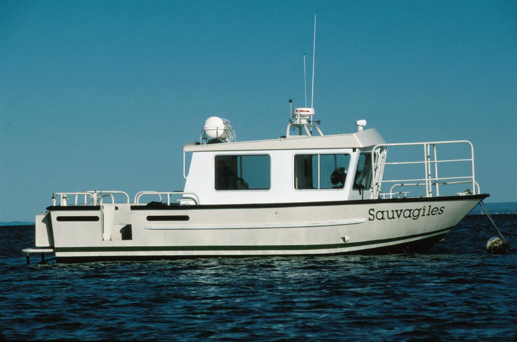 Image De Bateau bateaux | la société duvetnor ltée