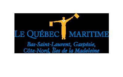 Logo le Québec maritime