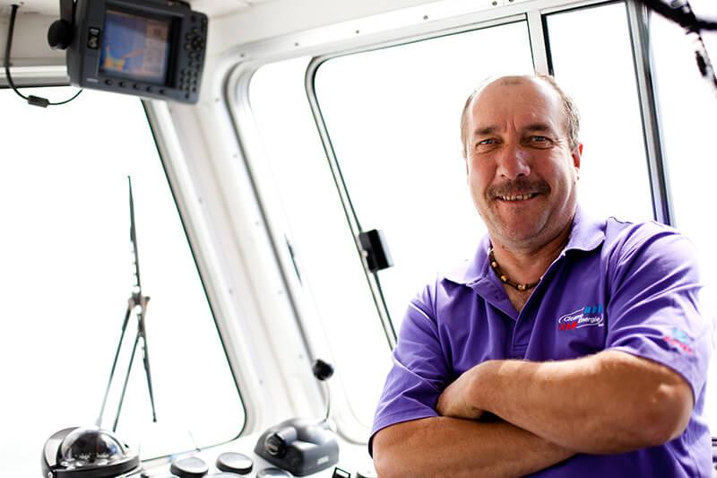 Photo du membre de l'équipe - Francis Dufresne