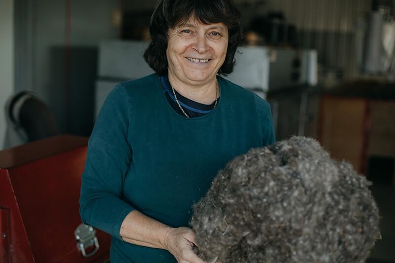 Photo du membre de l'équipe - Marie-Reine Thériault
